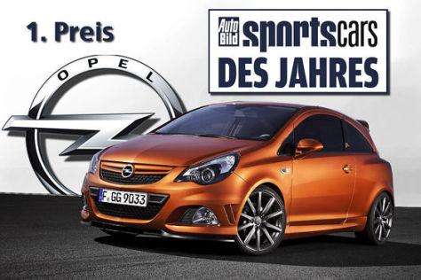 Opel Corsa OPC Nürburgring
