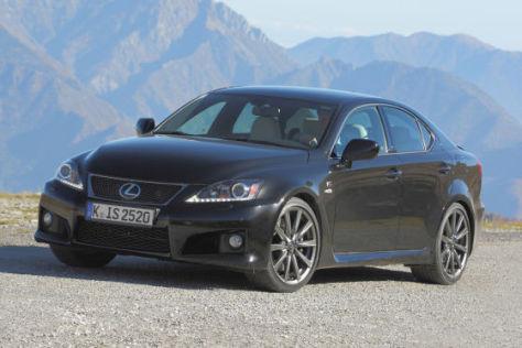 Lexus IS F (Modelljahr 2012)