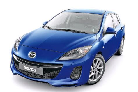 Mazda 3 (Facelift 2011)