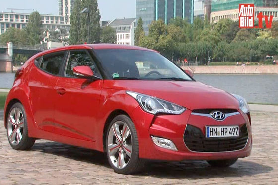 Video: Hyundai Veloster