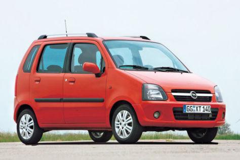 Opel Agila A