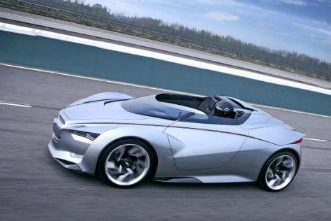 Chevrolet Miray Studie