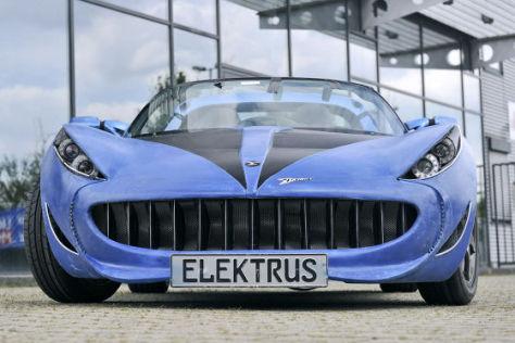 E-Roadster Elektrus