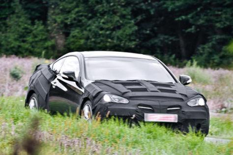 Hyundai Genesis Coupé Erlkönig (2011)