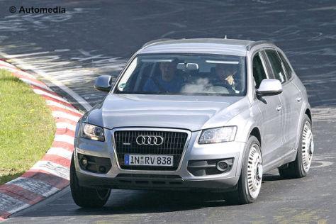 Erlkönig Audi Q6