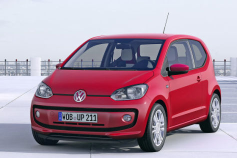 VW up! Dreitürer (2011)