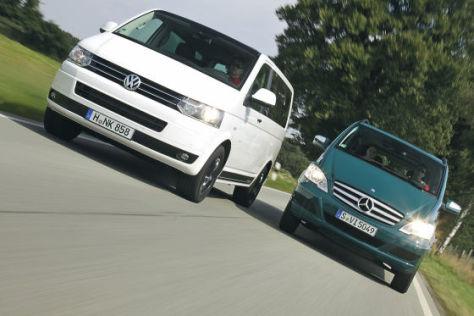 Mercedes Viano VW T5