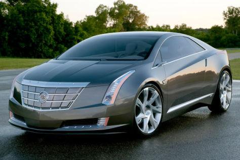 Cadillac ELR: IAA 2011