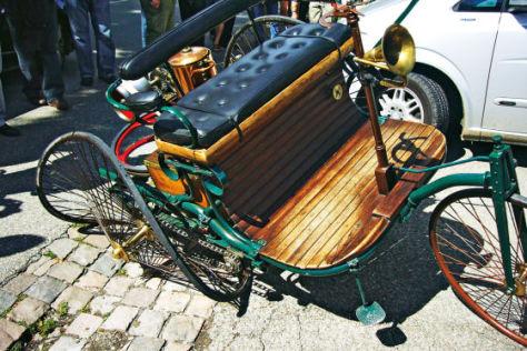 Benz-Patentmotorwagen