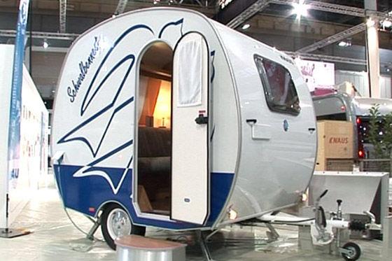 Video caravan salon 2011 for Salon caravaning