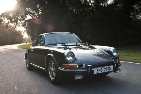 Porsche 911 S von Steve McQueen versteigert