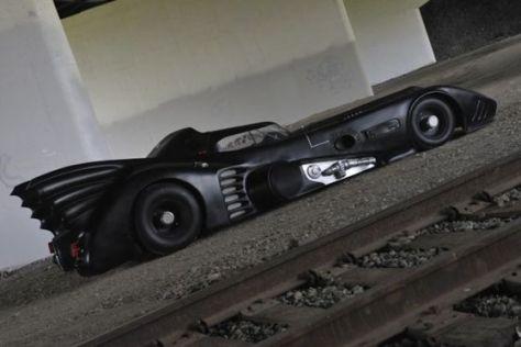 Batmobil-Nachbau
