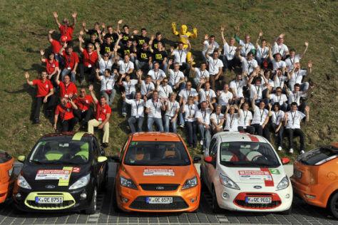 Deutschlands beste Autofahrer 2011