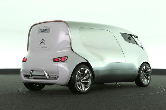 Citroën Tubik Concept Car (2011)