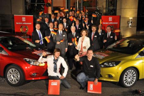 Deutschlands beste Autofahrer: Finale