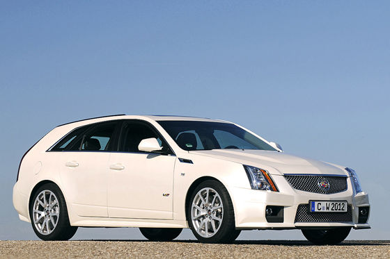 Video: Cadillac CTS-V Sport Wagon