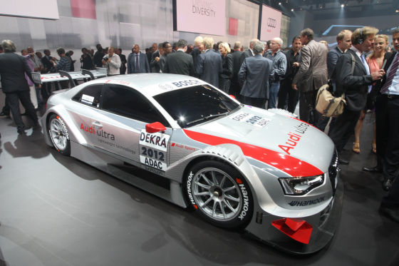 IAA 2011: VW-Konzernabend