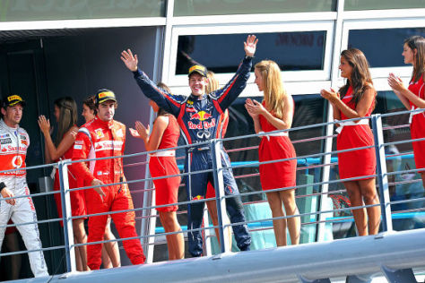 Formel 1 2011 GP Italien