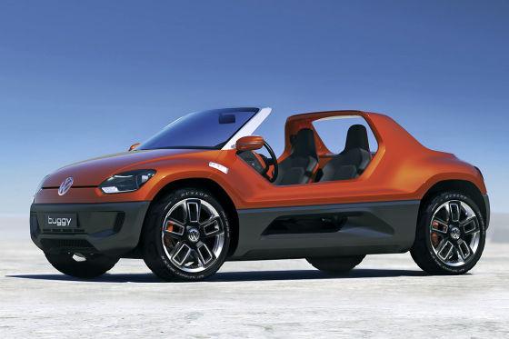 VW Buggy-Up Studie