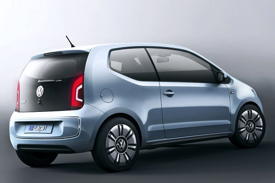 vw up studien auf der iaa 2011. Black Bedroom Furniture Sets. Home Design Ideas