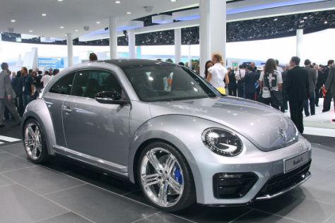 VW Beetle R Concept auf der IAA