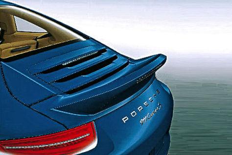 Porsche: Das Designmerkmal kehrt zurück