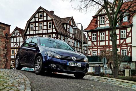 VW Golf 1.4 TSI Comfortline