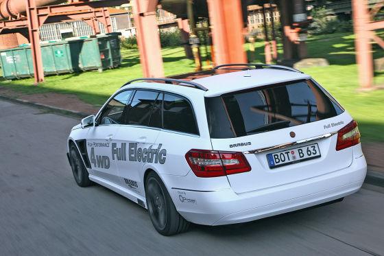 Brabus 4WD Full Electric