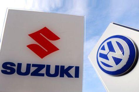 Logo Suzuki VW