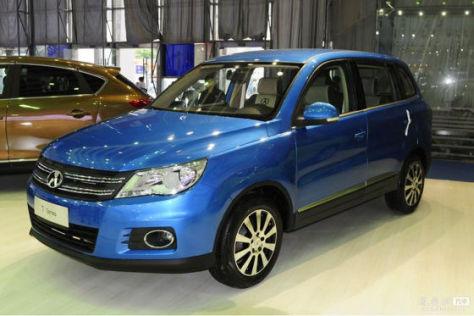Yema T-SUV
