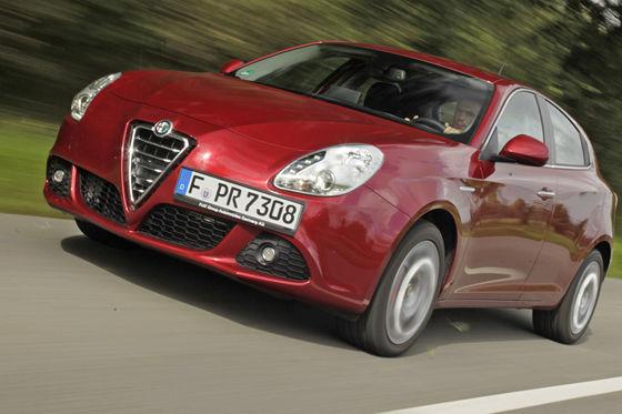 Video: Alfa Romeo Giulietta