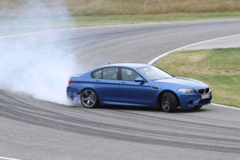 BMW M5: Fahrbericht