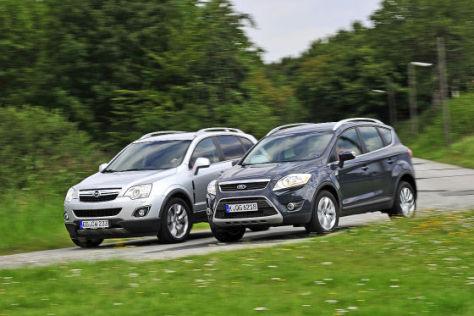 Ford Kuga Opel Antara