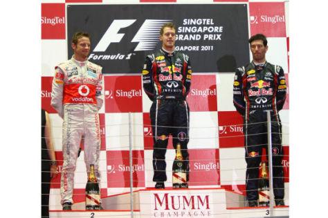 Formel 1 GP Singapur 2011