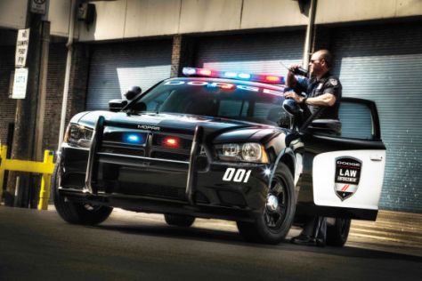 Dodge Charger Pursuit (2012)