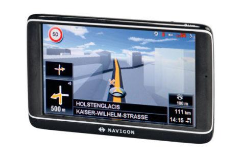 Mobiles Navi Navigon 70 Premium