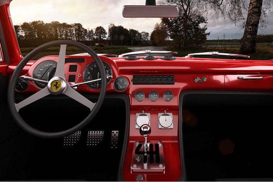 Gullwing America Ferrari F340 Competizione