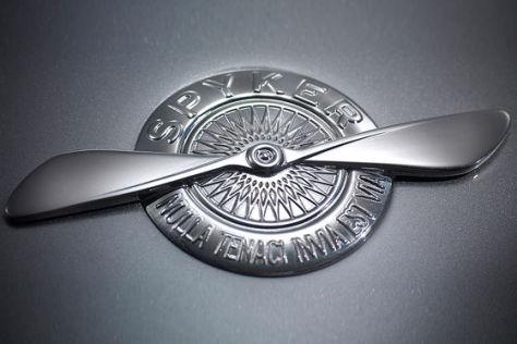 Spyker-Logo