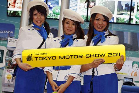 Tokyo Motor Show 2011: Vorschau