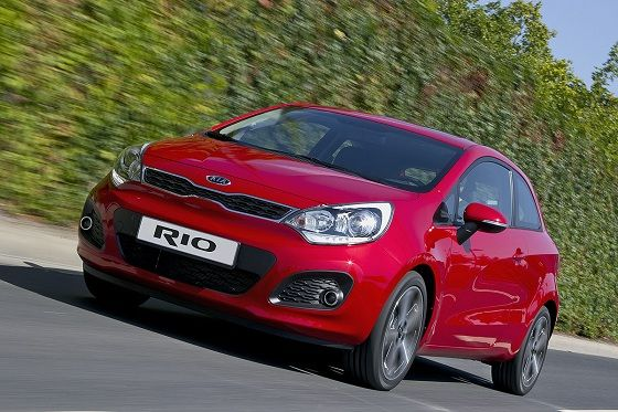 Video: Kia Rio