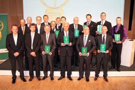 Goldenes Klassik-Lenkrad 2011: Die Verleihung