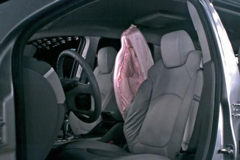 Neuer Airbag von GM