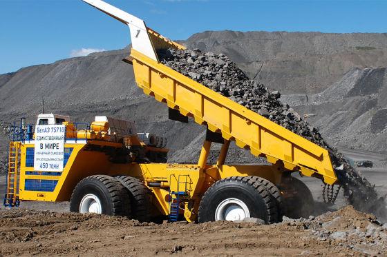 Mega Lkw Im Bergbau Die Gr 246 223 Ten Minen Giganten Der Welt