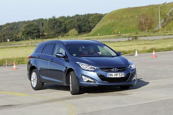 Video: Hyundai i40