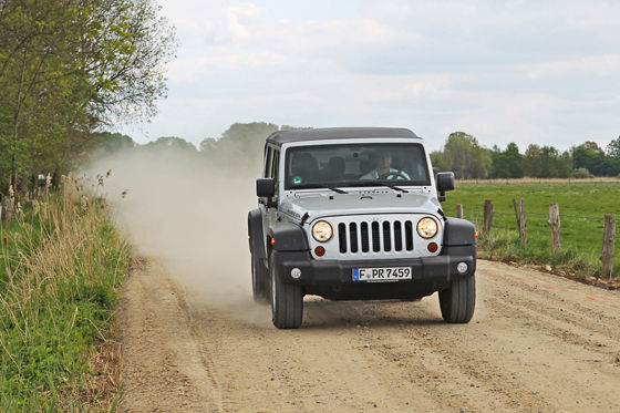 Video: Jeep Wrangler