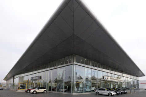 BMW Mini Autohaus