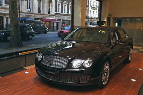 Bentley Continental Flying Spur von Linley