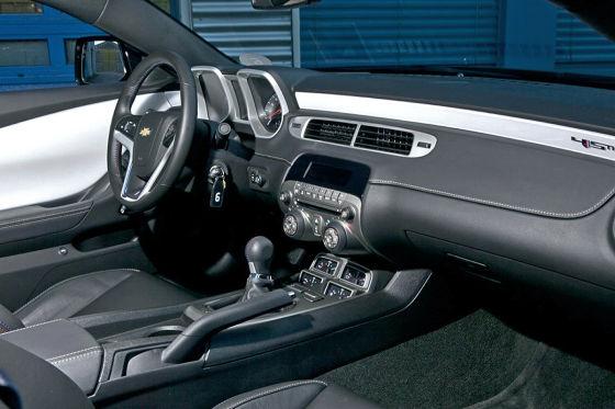 Chevrolet Camaro - Fahrbericht