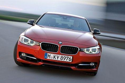 BMW 3er Limousine (2012): Vorstellung
