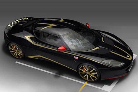 Lotus Evora S GP Edition